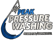 Peak Pressure Washing Logo