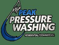 Peak Pressure Washing Logo