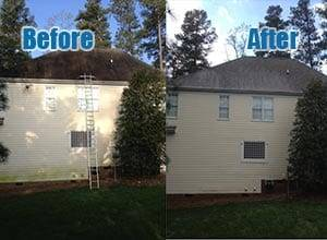 Pressure Washing Holly Springs NC